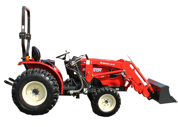 Branson Tractors Parowan Utah