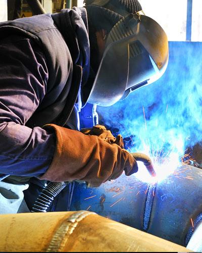 Welding Services Parowan Utah