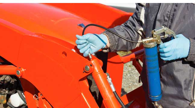 Tractor Repair Services