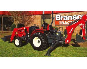 3120R Branson Tractor - a steel workhorse for you