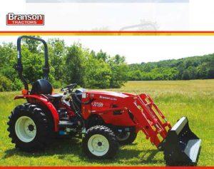 3120R Branson Tractor